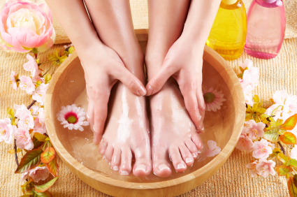 RENDAMAN KAKI PUSPITAHERBAL SPA
